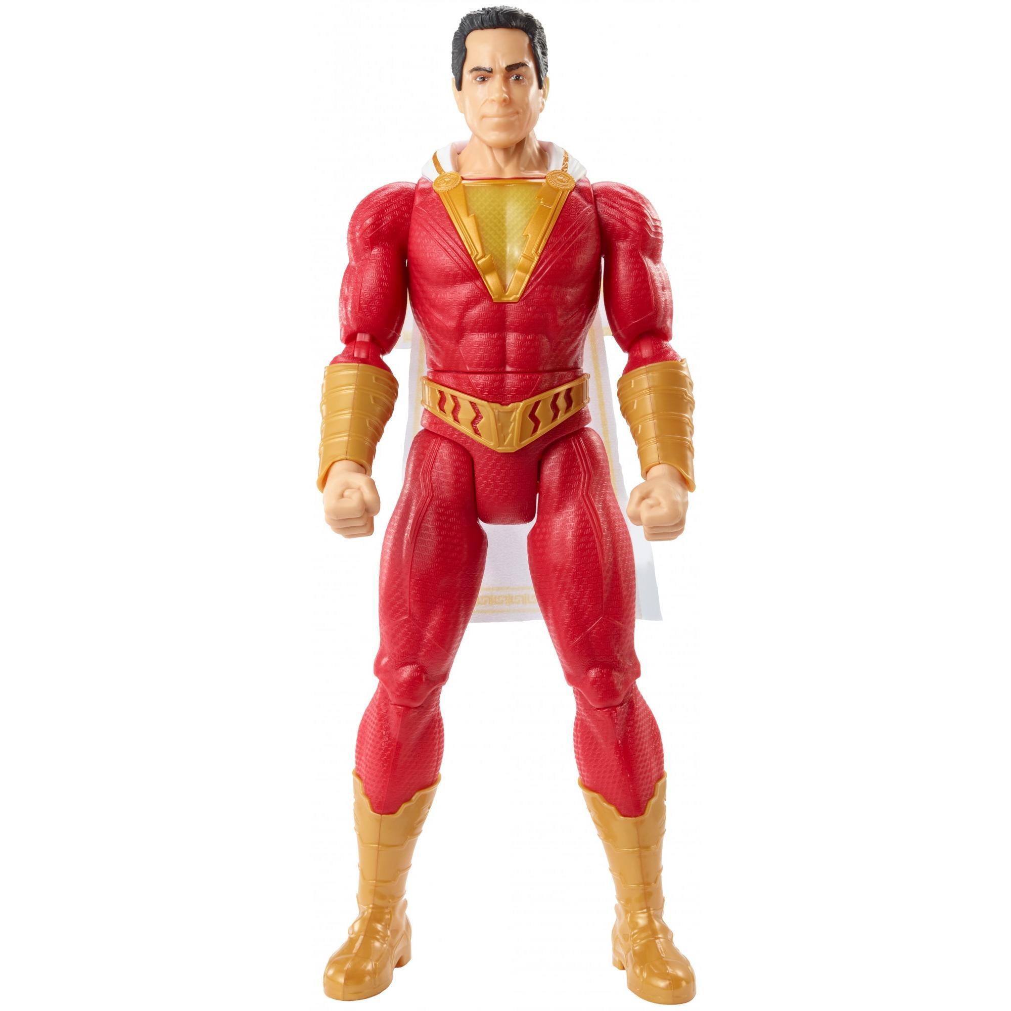 DC Comics Shazam! Thunder Punch Shazam! 12-Inch Action Figure