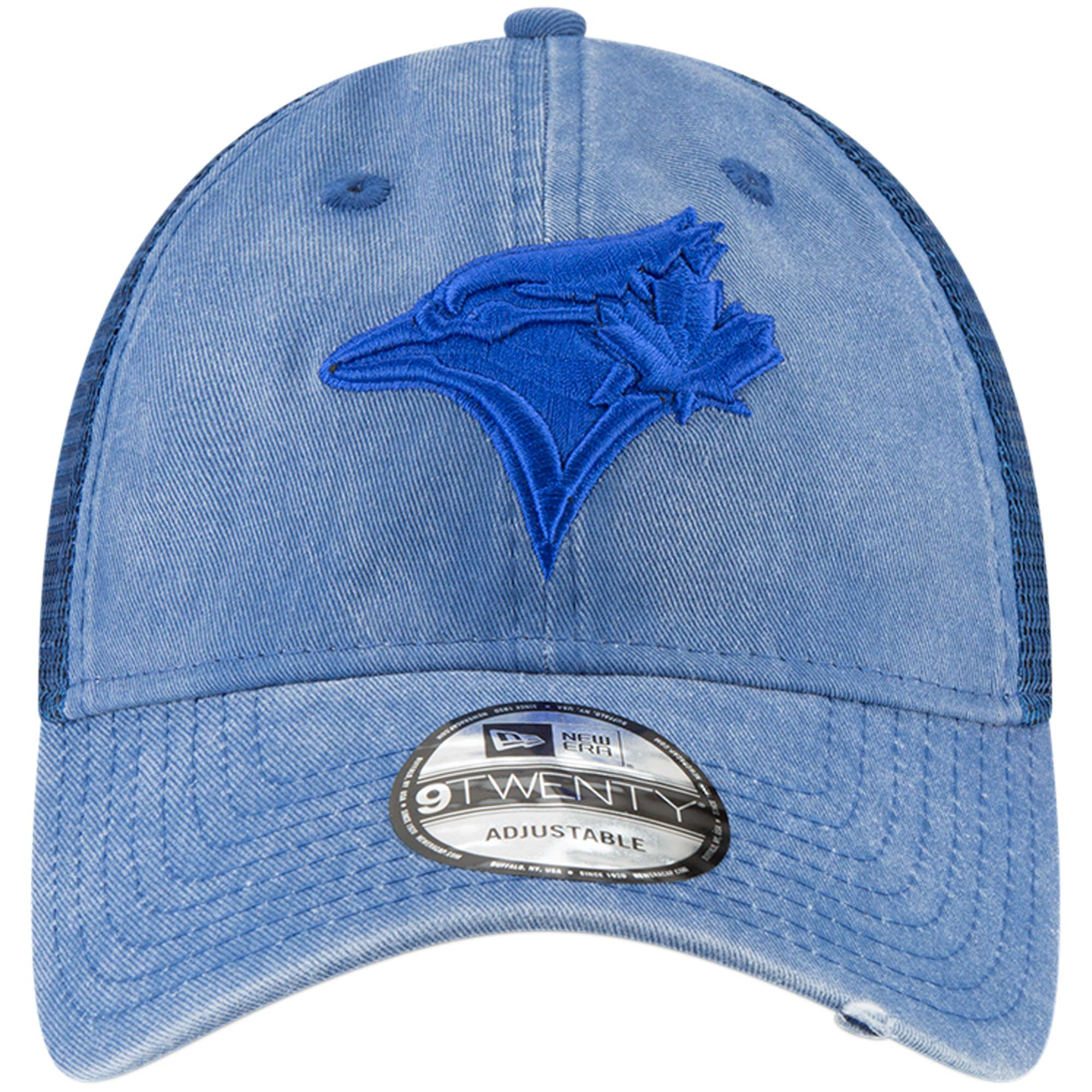 premium selection 3718b 057a4 ... uk toronto blue jays new era tonal washed 9twenty adjustable hat royal  osfa walmart 7b9ab 943db