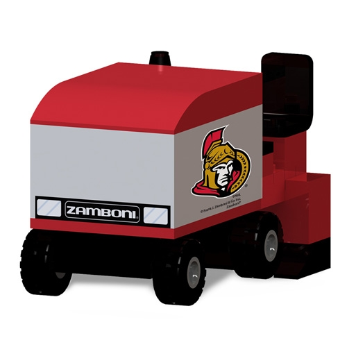 OYO Sports Ottawa Senators Zamboni Machine Building Blocks Set - No Size