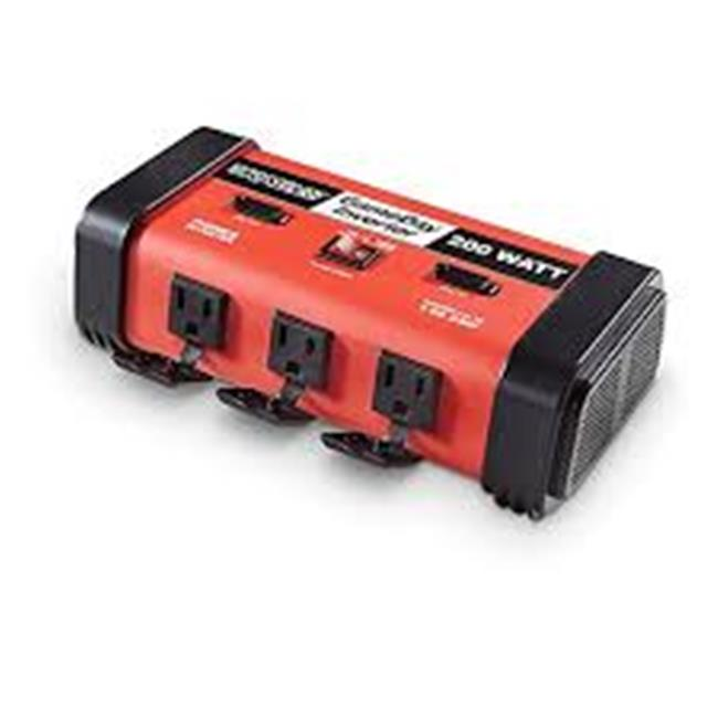 Rally RAL07460 200W Gameday Power Inverter