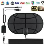 Best  - 980 Mile Range Antenna TV Digital HD 4K Review