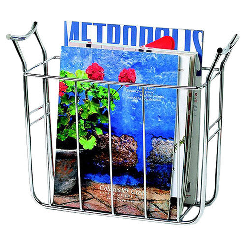 Spectrum Diversified Euro Basket Magazine Rack