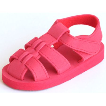 d735cc186 L Amour - L Amour Angel Adjustable EVA Foam Beach Fisherman Child Sandals  Boy Girl (4
