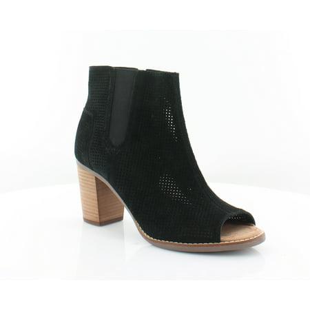 toms women's majorca peep toe casual shoe (Toms Clearance Outlet)