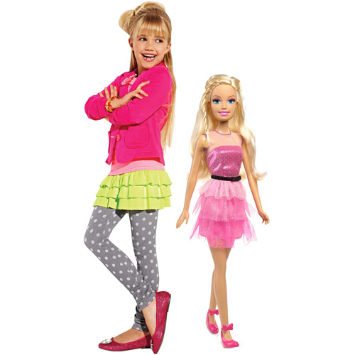 Barbie 28 Quot Best Fashion Friend Doll Walmart Com