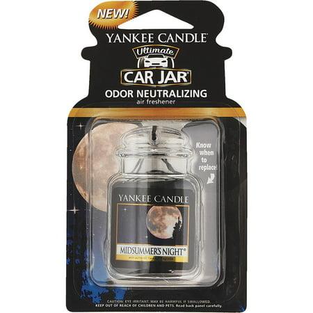 Yankee Candle Co Midsumnite Car Jar Ultmt 1220877