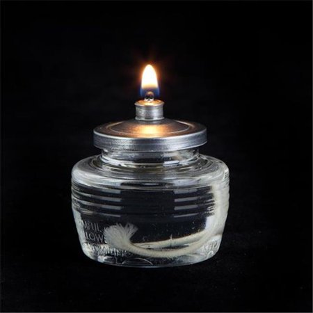 Sterno 30500 CPC 8 hr Smokeless Clear Liquid Candle Fuel Cartridge, Case of 180
