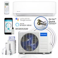 Mrcool Do It Yourself 18,000 BTU 1.5 Ton 16 SEER Ductless Mini-Split Air Conditioner and Heat Pump - 230V/60Hz