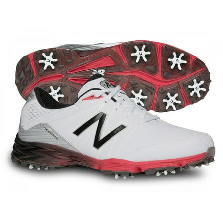 New Balance NBG2004 Golf Shoes - - White Waterproof Golf Shoe