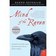 P.S.: Mind of the Raven: Investigations and Adventures with Wolf-Birds (Paperback)