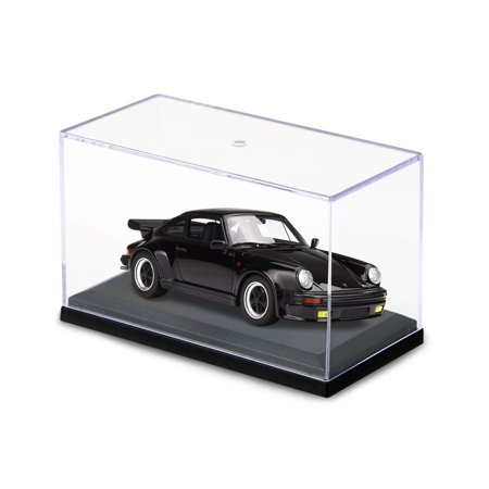 Acrylic Display Case For Most 1:64 Scale Car Base for Diecast Model Toy Car
