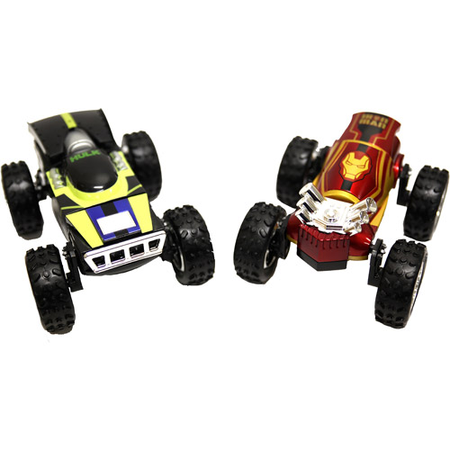 Regenerators Hulk and Iron Man Vehicles, Set of 2