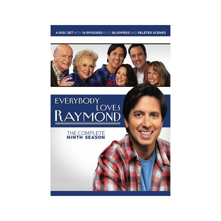 Everybody Loves Raymond: The Complete Ninth Season (Everybody Loves Raymond Talk To Your Daughter)
