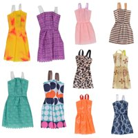 fcaf1216479c Product Image Doll Girls Skirts Clothes 30 Items for Barbie Doll Dresses  Shoes Jewellery Clothes Set Decor Accessories
