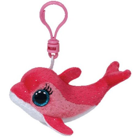 65faeeceab1 Ty - Ty Beanie Boos Surf - Dolphin Clip - Walmart.com