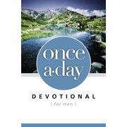 Best Devotionals For Men - NIV, Once-A-Day Devotional for Men, Paperback Review