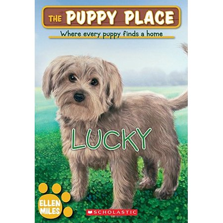 The Puppy Place #15: Lucky (Paperback) (The Puppy Place Lucky)