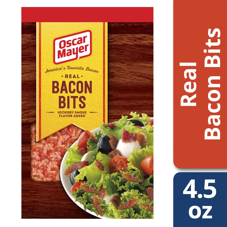 Oscar Mayer Bacon Bits 4.5 oz Pouch