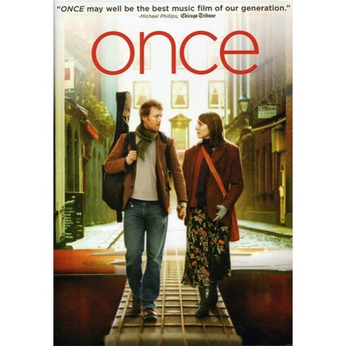 ONCE (DVD/WS-1.85/ENG-FR-SP SUB/SENSORMATIC)