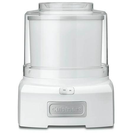 Best Cuisinart ICE-21 1.5 Quart Frozen Yogurt-Ice Cream Maker (White) deal