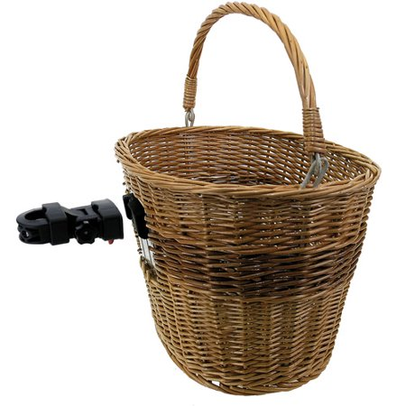 Mighty Quick Release Wicker Basket Walmart Com