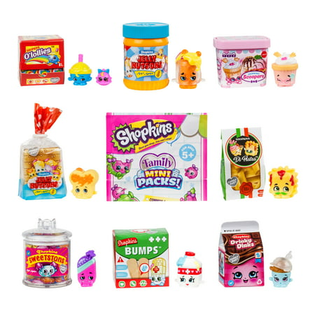Shopkins™ Season 11 Family Mini Packs, Shopper Pack