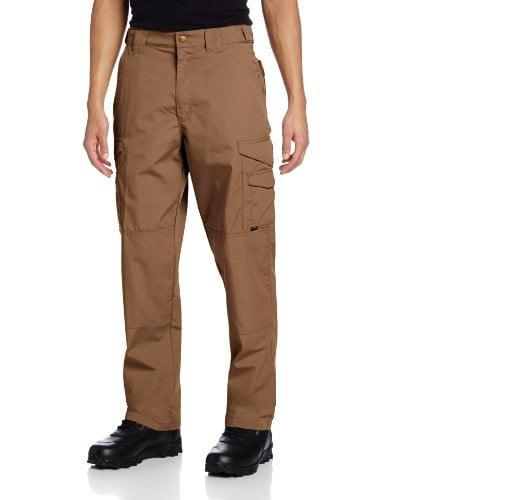 Tru Spec 1063024 Men's 24-7 Series Teflon Coated Tactical Pants 32x34 Coyote