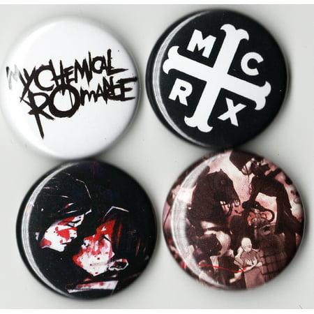 MY CHEMICAL ROMANCE - 1