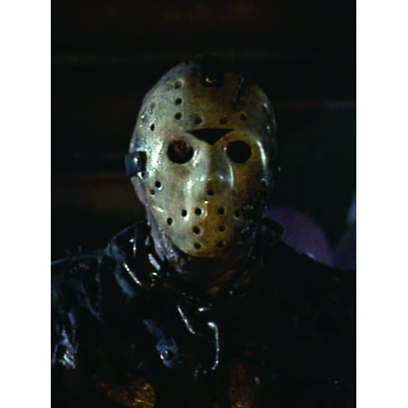 Friday The 13Th Jason Window Cling Halloween Decoration - Halloween Friday