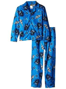 Boys Coat Pajama Set, Kids Sizes 4-10