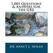 1,001 Questions & Answers for the GRE