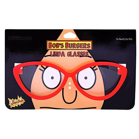 party costumes - sun-staches - bobs burgers linda belcher costume mask sg2967](Bob's Burgers Halloween Mask)