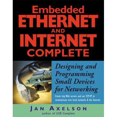 Embedded Ethernet and Internet Complete - eBook
