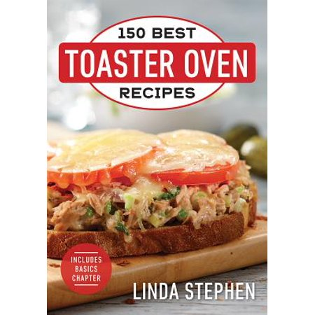 150 Best Toaster Oven Recipes A collection of recipes that is as versatile as your toaster oven itself.  Toaster ovens are versatile, compact and convenient, doing the job of both a toaster and a full-size oven while using far less space and far less energy. They can do so much more than just toast -- they can bake, broil, brown and keep food warm. This updated edition includes 125 delicious recipes from Linda's previous book, practical tips, and information on various toaster ovens, and, by popular demand, an all-new  Basics  section with over 25 easy recipes.  All of the recipes are designed exclusively for toaster ovens and include delicious options for any time of day. Some of the new basics include Deli Tuna Melts, BBQ Meatballs, Vegetable Bean Chili, and Chocolate Chip Muffins. Still featured are old favorites like Salmon Satays and Stuffed Baked Potatoes. With easy-to-prepare recipes and clear instructions, 150 Best Toaster Oven Recipes is perfect for students, singles and anyone looking to make a delicious meal in their toaster oven.