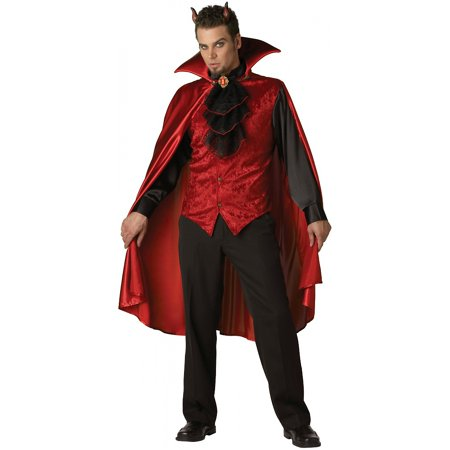 Incharacter Costumes IC3032-L Premier Dashing Devil Adult Costume Size Large