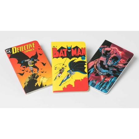 DC Comics: Batman Through the Ages Pocket Notebook Collection (Set of