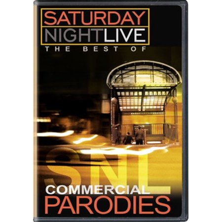 SNL: The Best of Commercial Parodies (DVD) - The Spartan Cheerleaders Snl