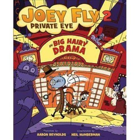 Joey Fly Private Eye 2: Big Hairy Drama