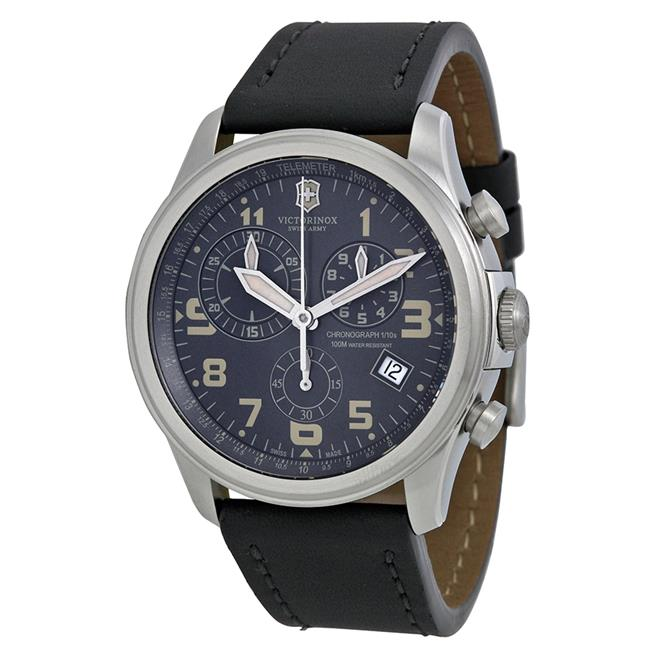 Swiss Army 241578 Victorinox Infantry Vintage Mens Watch - Grey Dial
