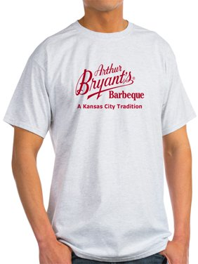 1d008cf88163 Product Image CafePress - Arthur Bryant's Barbeque Ash Grey T-Shirt - Light  T-Shirt -