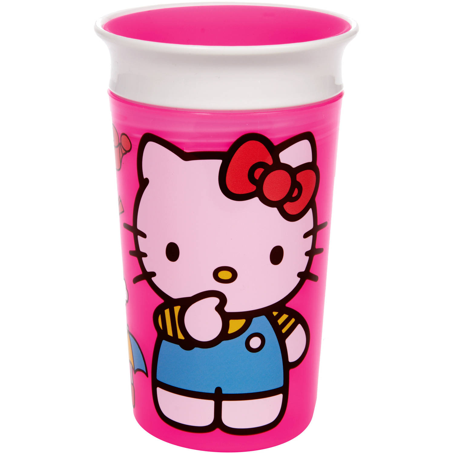 Munchkin Hello Kitty 9oz Miracle Cup Sippy, BPA-Free