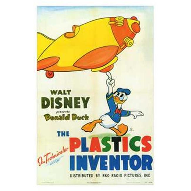Posterazzi MOV250639 Plastics Inventor Movie Poster - 11 x 17 in. - image 1 of 1