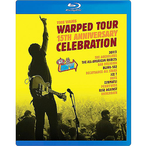 The Vans Warped Tour 15th Anniversary Celebration (Blu-ray) (Widescreen)
