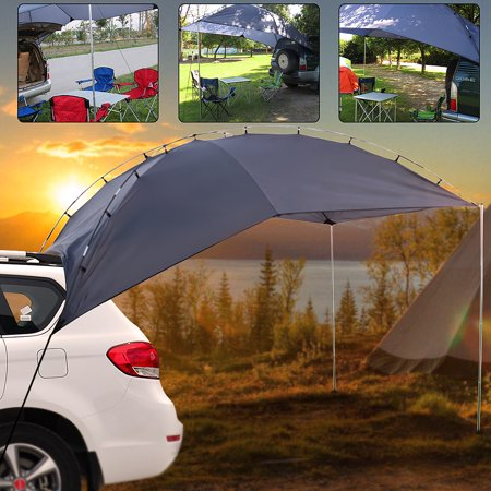 Portable Car Account Tent Trailer Awning Roof Top ...
