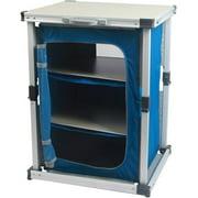 Ozark Trail Portable Instant Cabinet, Blue