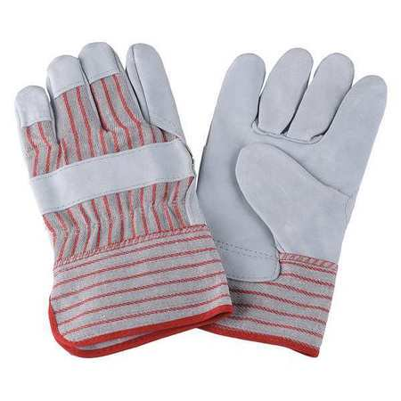 Condor 5AJ40 S Red Striped Leather Palm Gloves
