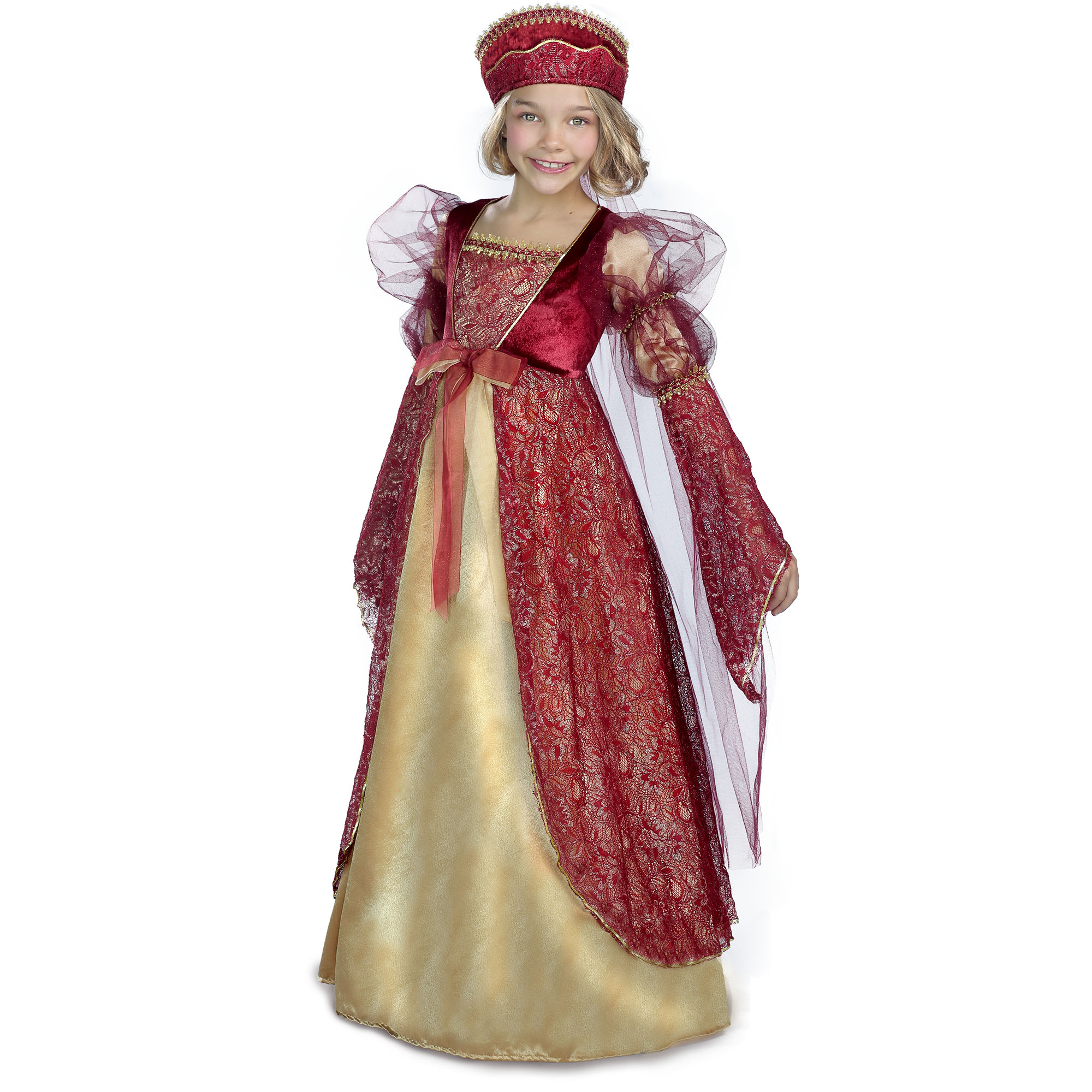 Princess Paradise Premium Princess Anne Child Costume