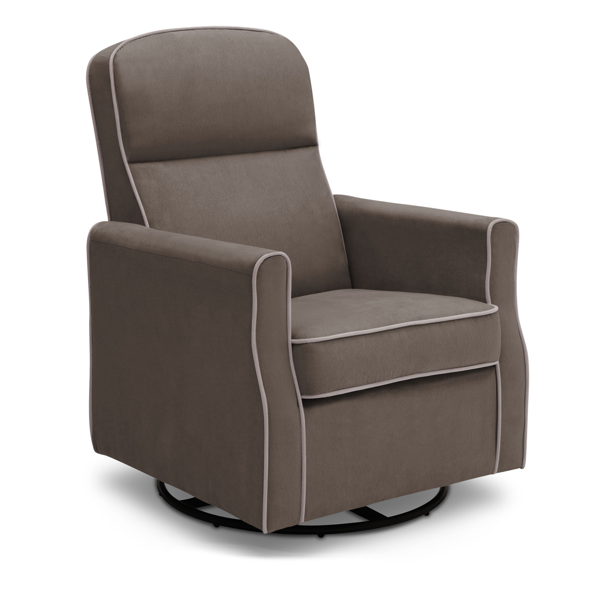 Delta Children Clair SLIM Nursery Glider Swivel Rocker Chair by Delta Children