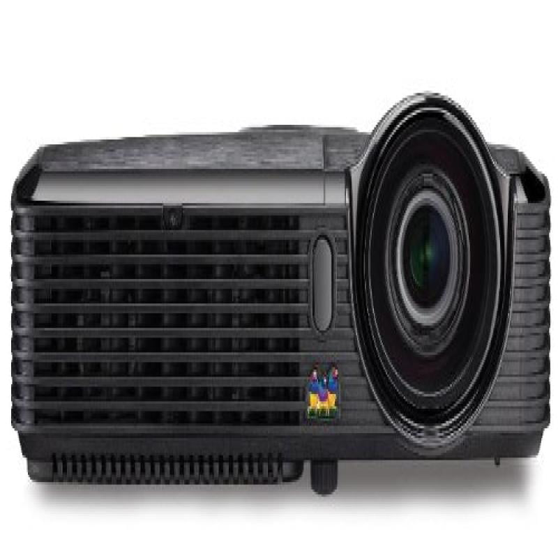ViewSonic PJD5223 XGA DLP Projector � 2700 Lumens, 3000:1 DCR, 120Hz 3D Ready, Speaker by