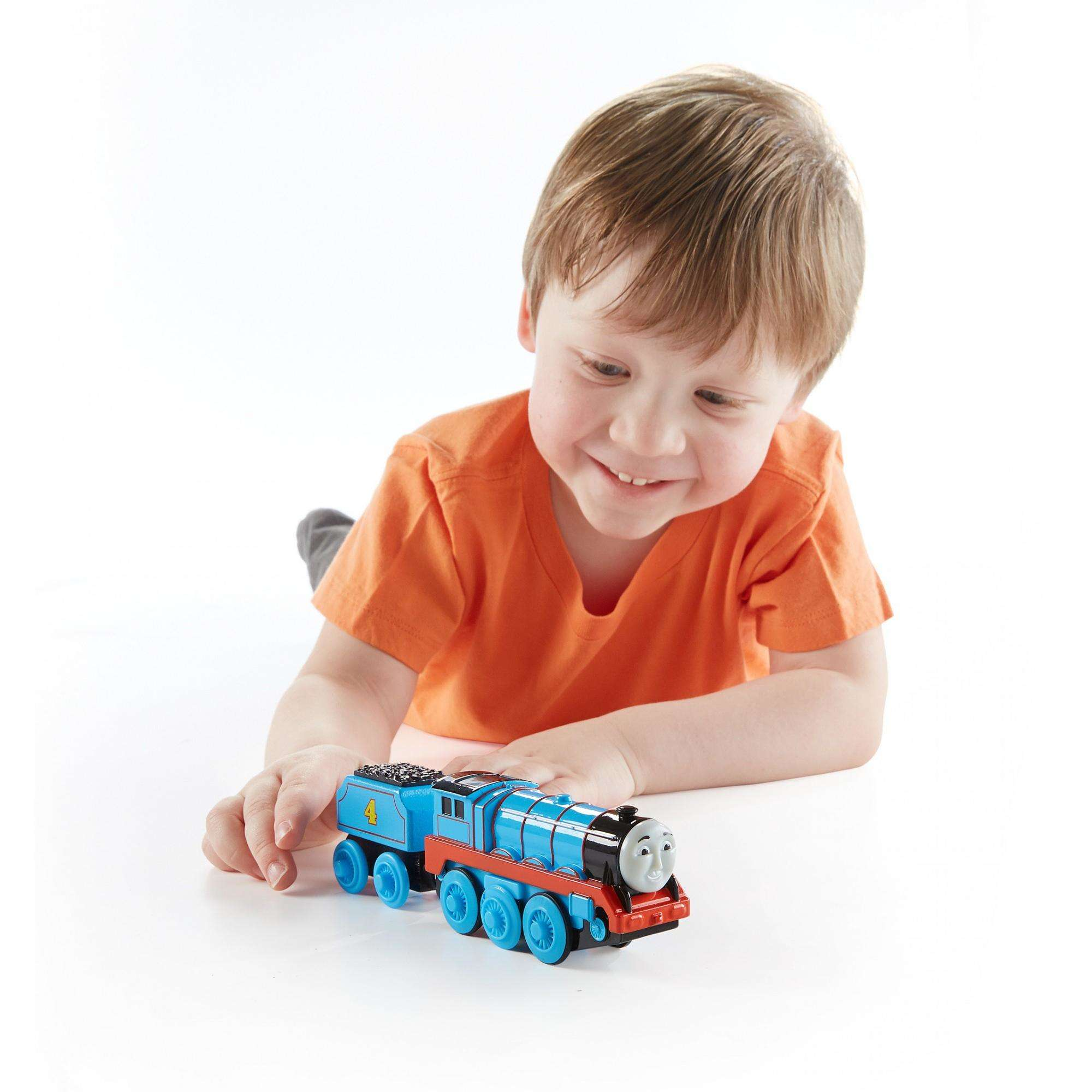 Thomas & Friends Wooden Railway Battery-Operated Gordon